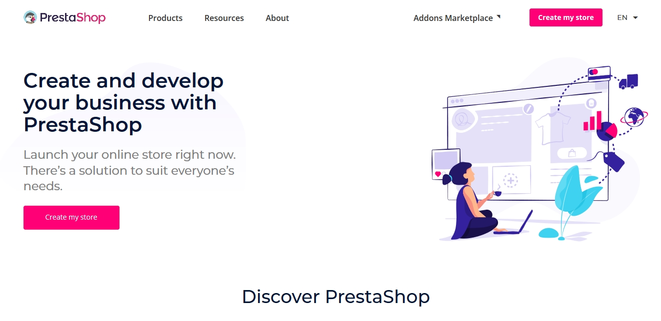 Image for prestashop